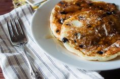 #gluten_free Blueberry Pancakes with Lemon {Sweet Treats: pastry, photography, life}