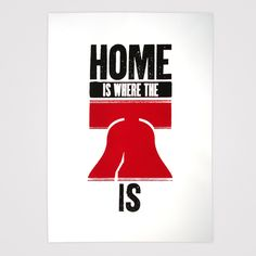 liberty bell - home is where the bell is