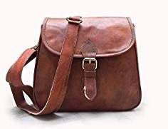 3c284eee37e1 Pascado womens Leather crossbody shoulder satchel shoulder small ...