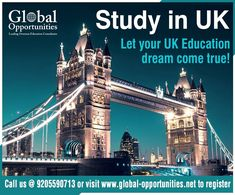 Study in UK, Overseas Education in UK, Education Consultants for UK, Top Universities and College Uk Universities, Top Colleges, Scholarships In Uk, Study In England, Uk College, Overseas Education, College Courses, Study Abroad, Tower Bridge