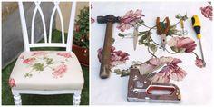 Tapizar una silla en sencillos pasos | Bricolaje