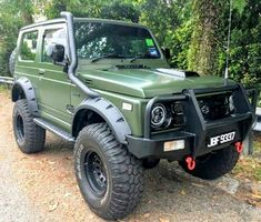 Suzuki Jimny Off Road, Jimny Suzuki, Suzuki Sj 410, Jimny 4x4, Samurai, Suzuki Cars, Monster Car, Offroader, Bug Out Vehicle