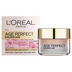 L'Oreal Paris Age Perfect Rosy Re-Fortifying Day Cream 50ml