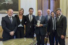 Il Magna Grecia Awards premia il presidente del senato Pietro Grasso