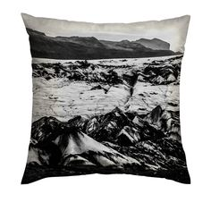 OhBD pillow featuring Iceland's sceneries Php Custom Made Furniture, Lifestyle Shop, Service Design, New Experience, Scenery, Day, Collection, Landscape, Paisajes
