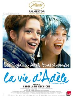 La Vie d'Adèle (Blue Is The Warmest Color)