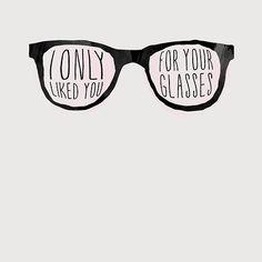 Thick Black FramesA Poem for You, Sir By Katelyn