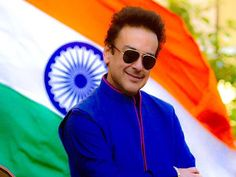 Adnan Sami celebrates his first birthday as Indian
