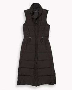 e18b14f0fd6 Shop for Long Puffer Vest by Theory at ShopStyle. Now for Sold Out. Puffer