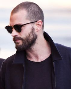 Jamie Dornan arriving at Jimmy Kimmel Live in LA - 31 January 2017 Click on for more Darker or US Press Tour info, TV Shows & Appearances lovefiftyshades.com | twitter | instagram | pinterest | youtube