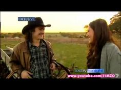 Chooka Parker interview with Today Tonight Channel 7   Australias Got Ta...