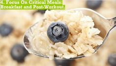 Tips on healthy choices for your critical meals in this Get Slim Fast Glossi { #fitness #health #workouts #weightloss #tips }