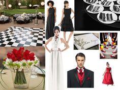 Winter Wedding Color Schemes — Wedding Ideas, Wedding Trends, and Wedding Galleries