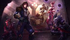 A Arte de League of Legends