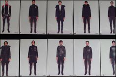 MILAN MEN'S FASHION WEEK autumn/winter 2014 ...   SOUP  #soup #soupmagazine #soupdigital #backstage #mfw #fashion #diesel