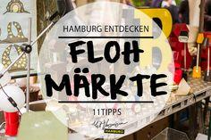 Ob Schnäppchenjäger, Bummler und Wochenend-Spaziergänger: Wir haben in unserer Liste den richtigen Flohmarkt für jeden Trödler dabei.