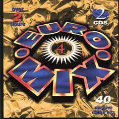 Euro Mix, Vol. 4 [CD]