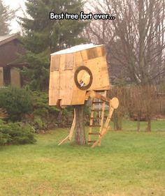 No Rebels Allowed - Not the first one of these I've seen, but it is one I could actually build.