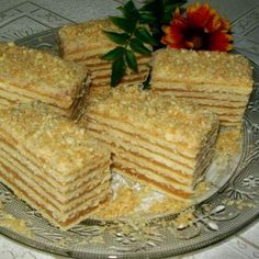 Hungarian Cake, Hungarian Recipes, Hungarian Food, Cornbread, French Toast, Deserts, Food And Drink, Sweets, Cheese
