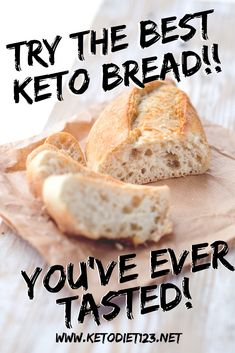 Healthy Bread back on the table today, while staying in the keto zone. Try t Put Healthy Bread back on the table today, while staying in the keto zone. -Put Healthy Bread back on the table today, while staying in the keto zone. 90 Sec Keto Bread, Easy Keto Bread Recipe, Best Keto Bread, Lowest Carb Bread Recipe, Low Carb Bread, Low Carb Keto, Bread Recipes, Paleo Bread, Cookbook Recipes