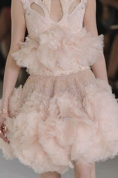 Alexander McQueen - Paris Fashion Week Spring, 2012