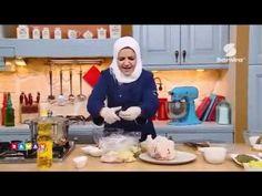 samira tv : كل يوم طبخة : حساء الدجاج | سلطة الشمعة | دجاج محمر | مسكوتشو محشي بالكب...