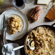 Mimolette and Comté Mac and Cheese from Mimi Thorisson (The Manger ...