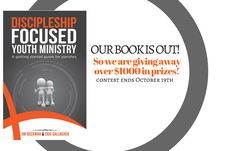 Giving Away Over $1000 worth of Discipleship Training & Resources