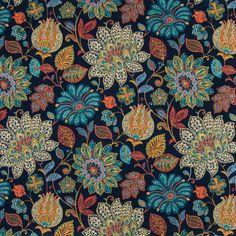 B3433 Noir | Greenhouse Fabrics