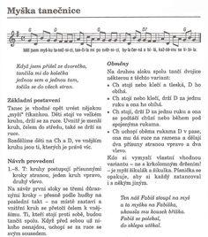 popis - Myška tanečnice | básničky,písničky,hádanky ... Music Education, Music Notes, Image Search, Sheet Music, Bullet Journal, Teacher, School, Carnavals, Music Ed
