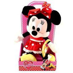 I Love Minnie Plush Doll Easte gif #perfectgift