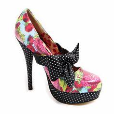 Style Addiction - Iron Fist Indecent Obsession Platform Heels, $54.99 (http://www.styleaddiction.com/iron-fist-indecent-obsession-platform-heels/)