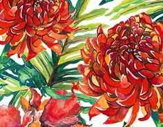 """Check out new work on my @Behance portfolio: """"Watercolours"""" http://be.net/gallery/51616349/Watercolours"""