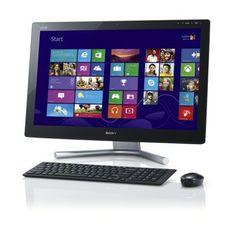 Computador Sony VAIO SVL24147CXB 24-Inch All-in-One Desktop #Eletronicos #Informática