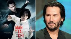 Keanu Reeves on 'Man of Tai Chi,' 'Bill & Ted' & 'Point Break' Space Travel, Time Travel, Man Of Tai Chi, It's All About Perspective, Gung Ho, Point Break, Man Kill, Delivery Man, Fight Club