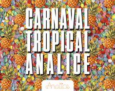 Coleção de carnaval 2016.