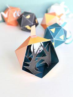Halloween Printable Pumpkin Craft - DIY Pumpkin Diorama - Printable crafts for…