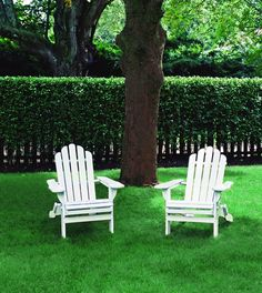 17 Free Plans to Help You Build an Adirondack Chair: Adirondack Chair Plan from This Old House