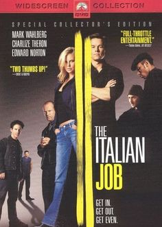 The Italian Job [WS] [DVD] [2003]