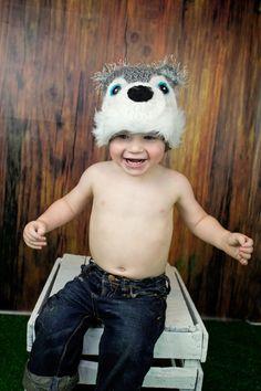 a73975eba38 Wolf Crochet Hat Little Red Riding Hood and the by PumpkinMunchkin
