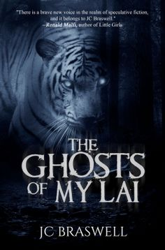 CBY Book Club: Blog Tour Spotlight & Giveaway - The Ghosts of My Lai by JC Braswell