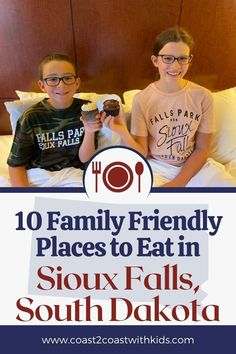 Bakeries, pizzerias, gastro pubs, ice cream parlors and more- 10 great spots to dine in Sioux Falls, SD Sioux Falls South Dakota, Road Trip Across America, Gastro Pubs, Autumn Park, Great Restaurants, Family Adventure, Amazing Adventures, Places To Eat, Friends Family