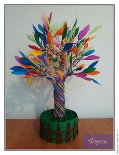 Miracle tree, activitie for kids
