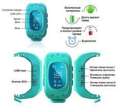 Купить детские часы Smart Baby Watch Q50 с GPS трекером: обзор, цена, настройка часов, реальные отзывы