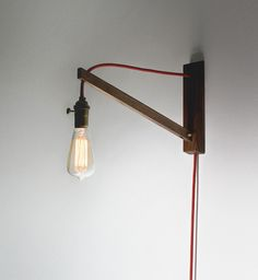 Wall Lamp - Allied Maker Source: Allied Maker