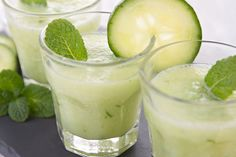 Green Blast for Migraine Relief -   Though not a guarantee, these foods, including celery, lemon and leafy greens like spinah and kale, have helped ease migraine symtpoms in many people, including upset stomach and dehydration. Ingredients     1 Handful   Kale     ½ Cup   Pineapple     ½ Cup   Cucumber     ½ Stalk   Celery     3 Tablespoons   Lemon Juice     To Max Line   Coconut Water       Ice Cubes