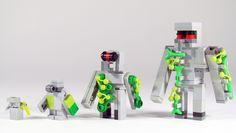 LEGO Minecraft Iron Golem | Flickr - Photo Sharing!