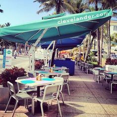 Clevelander, South Beach Miami  #Marlins