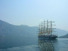 Cosas únicas : Royal Clipper, El mayor velero del mundo Royal Clipper, Sailing Ships, Boat, World, Boats, Sailing Boat, Wood, Merchant Navy, Quotation