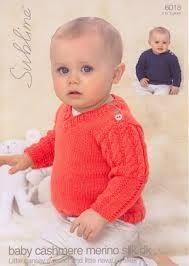 baby boy sweaters knitting patterns - Google Search
